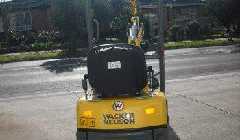 WACKER NEUSON 803 EXCAVATOR – 80203 full