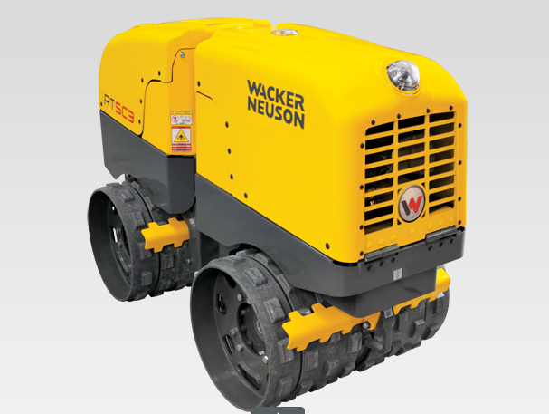 WACKER NEUSON REMOTE TRENCH ROLLER full