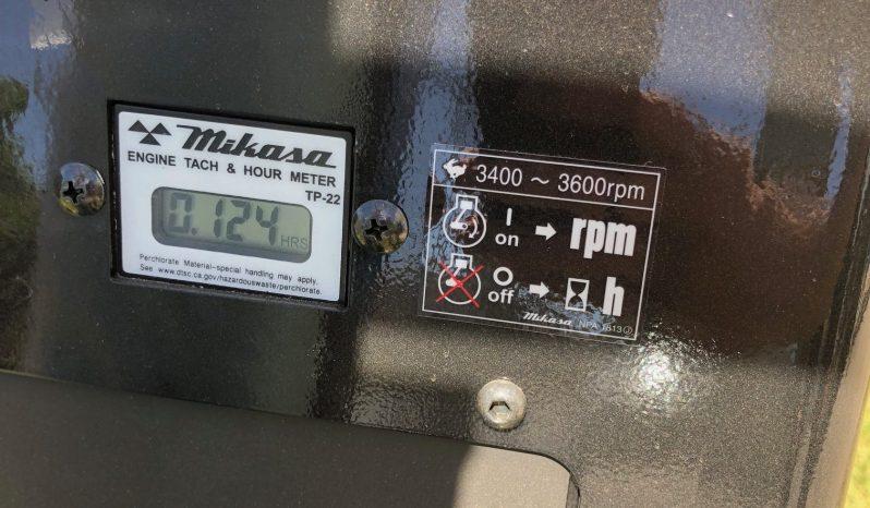MIKASA MVH-308GH VIBE PLATE full