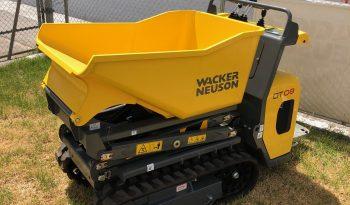 NEW WACKER NEUSON DT08 HI TIP full