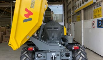 WACKER NEUSON DV60 SITE DUMPER full