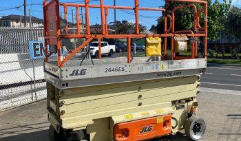 JLG 2646ES ELECTRIC SCISSOR LIFT full