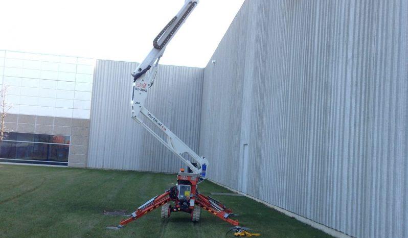EASY LIFT R160 SPIDER BOOM full