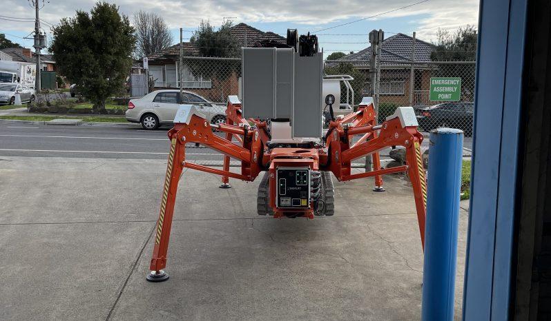EASY LIFT R210 SPIDER BOOM full